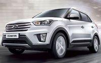 Названы цены на новый кроссовер Hyundai Creta