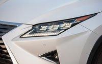 Lexus RX 350 2016, полностью новый дизайн