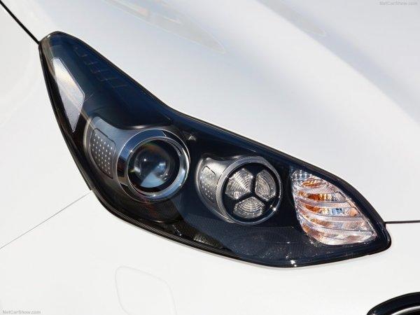 Светодиодные фары Kia Sportage 2016