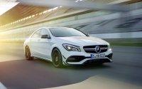 В РФ начали принимать заказы на новый Mercedes CLA