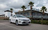 Toyota отзывает «глохнущие» Camry и Lexus ES