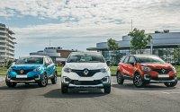 �������� ������� ����� �� ����� Renault Kaptur