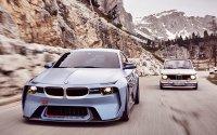 Концепт BMW 2002 Hommage, ностальгия из прошлого