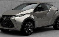 Lexus выпустит новый компакт-кроссовер