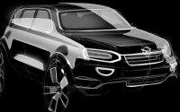 УАЗ представит новый внедорожник к 2020 году