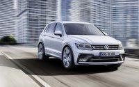 Обновленный Volkswagen Tiguan уже доступен для заказа на Украине