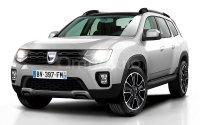 Каким может стать Renault Duster второго поколения