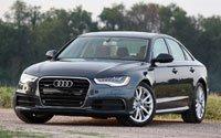 Подготовка Audi A6 к покраске