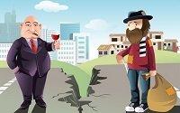 Необходимо ли сделать в России штрафы для богатых и для бедных