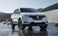 ����� ������ ���������� Renault Koleos 2017