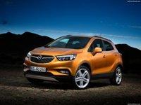 Opel Mokka 2016 - рестайл без обновлений
