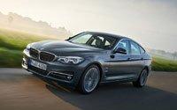 BMW 3-Series GT 2017, обновление семейства