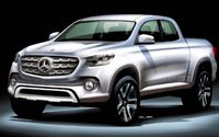 2017 Mercedes-Benz GLT Pickup, ��������� ���� � �������