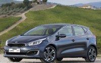 В России стартовали продажи новой Kia cee'd