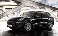 Porsche Cayenne отзывают в России