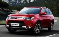 ������ ����� ���������� � ������� ������������ Mitsubishi Outlander