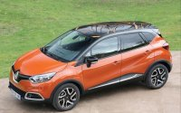 На Украине начали продавать дизельную версию Renault Captur
