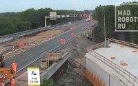 Голландцы построили мост за выходные (видео)