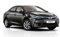 Обновленная Toyota Corolla представлена официально