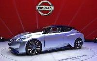 Nissan планирует выпустить второе поколение модели Leaf