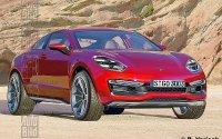 Первые подробности о новых кроссоверах Porsche