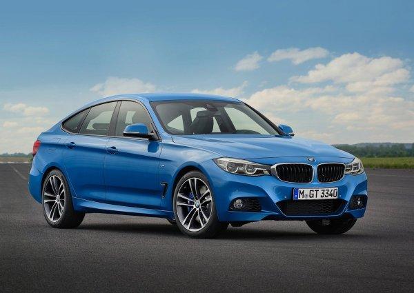 BMW 3-Series GT M Sport 2017