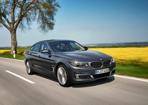 BMW 3-Series GT 2017