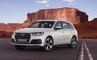 Audi Q7 2016 – обзор премиального кроссовера