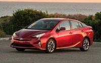 Toyota Prius 2016 – футуристический гибрид
