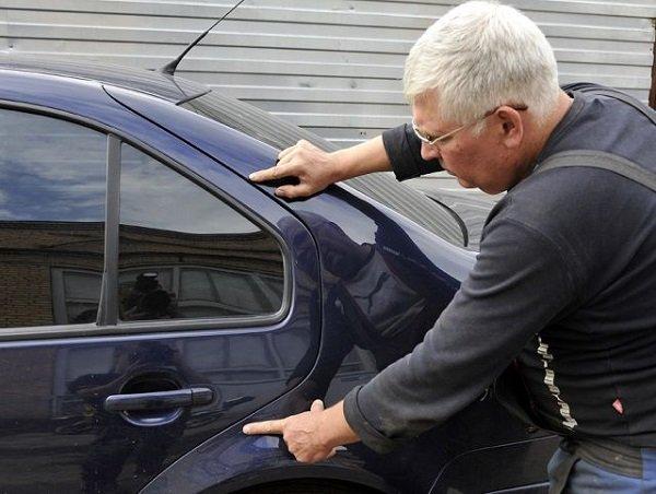 Как самому поварить машину