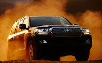 Спецпредложение для Росии от Toyota