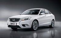 Новый китайский седан BAIC Senova D50