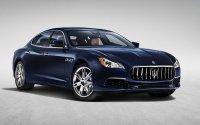 Обновленный вариант Maserati Quattroporte