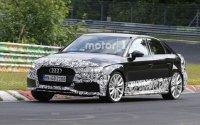 ����� Audi RS3 ��� ������� �� ������ ������������