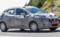 В сеть попали снимки нового Nissan Micra