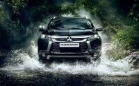 Российские цены на новое поколение Mitsubishi Pajero Sport