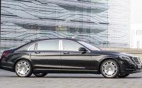 На Украине замечен еще один Mercedes-Maybach S600