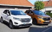 Европейский внедорожник Ford Edge — уже на Украине
