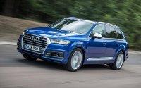 Audi ������ ��������� ���������� �� ����� SQ7