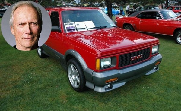 GMC Typhoon Клинта Иствуда