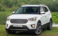 Топовая комплектация Hyundai Creta