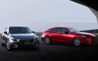 Обновленная Mazda 3 в России