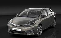 ����������� ����� Toyota Corolla ��� � �������