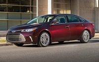 Toyota Avalon 2016 – агрессия, стиль и комфорт