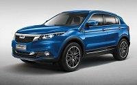 Qoros 5 SUV 2016 – качественно новый паркетник из КНР