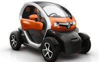 Цены на электрокары Renault в России