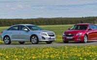 Две модели Chevrolet подлежат ремонту