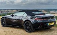 Новая модель спорткара Aston Martin DB11