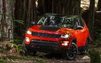Новая генерация внедорожника Jeep Compass