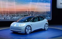 Подробности нового электромобиля Volkswagen ID
